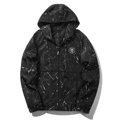 Marbre Hooded Jacket - Umension