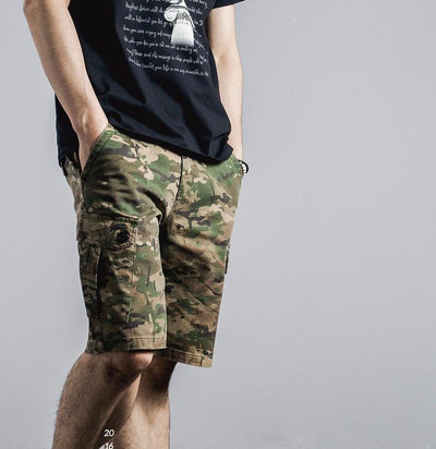 Military Cargo Shorts - Umension