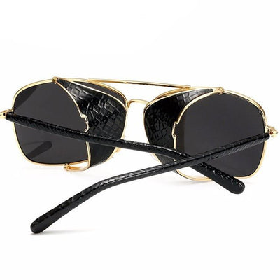 Retro Aviator Sunglasses - Umension