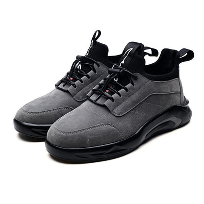 Spectrum Faux Suede Sneakers - Umension