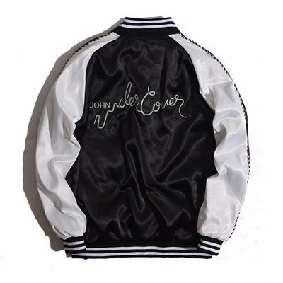 Spring Tiger Bomber Jacket - Umension