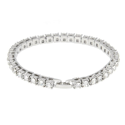 The Round Cut Tennis Bracelet - Umension