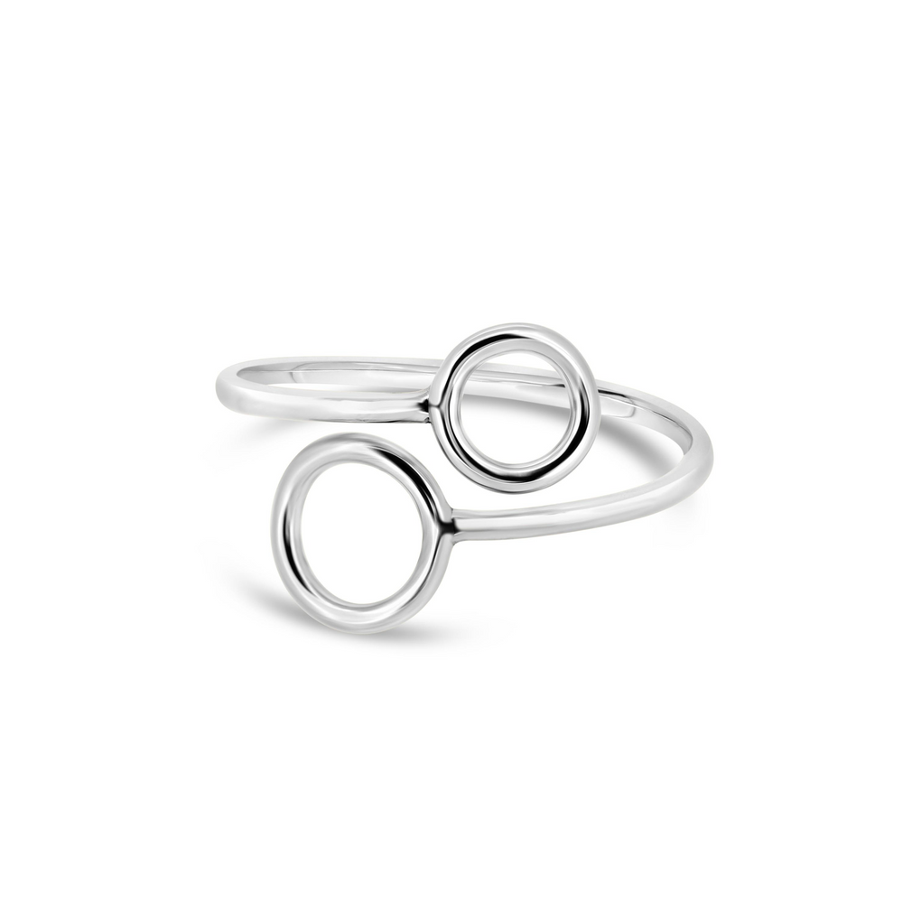 The Circles Ring | Silver