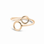 Circles Ring | 18ct Rose Gold