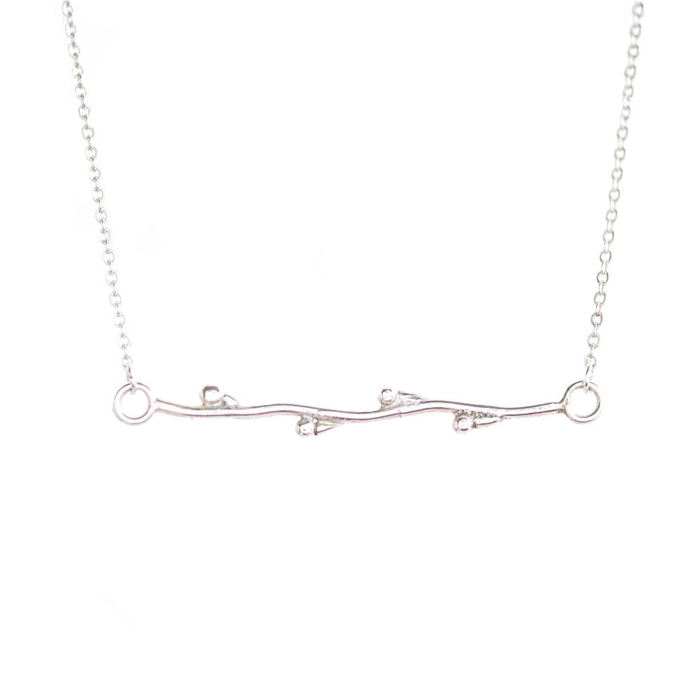 Branch Bar Necklace