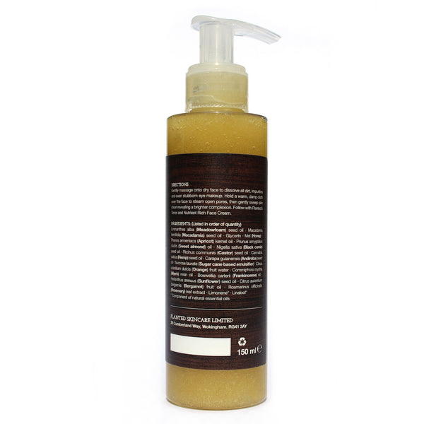 Oil Cleanser with Black Cumin and Raw Honey