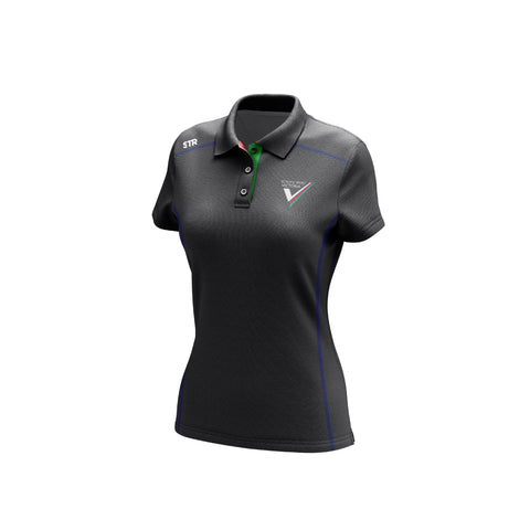 Women's SSV Graphite Polo