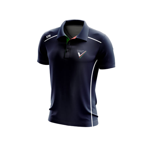 Men's SSV Navy Polo