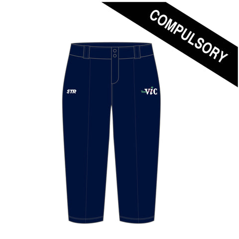 Women's Softball 3/4 Pants (Late Order Competition)