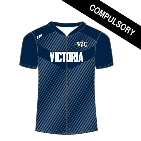 Baseball Mens  Jersey (Competition)