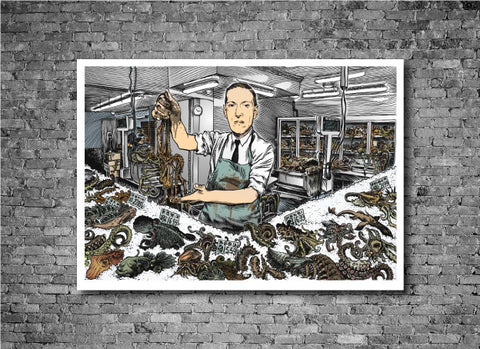 LOVECRAFT FISH MARKET