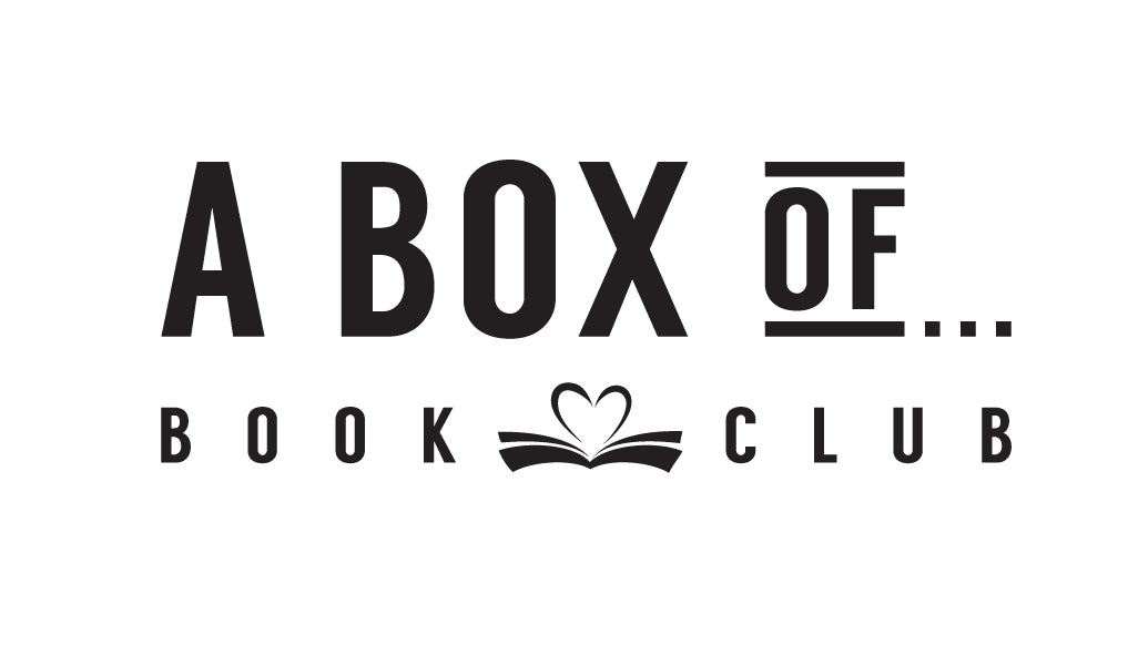 A Box Of Book Club - August Reader & List, Cocktails, Eleanor and Scones...