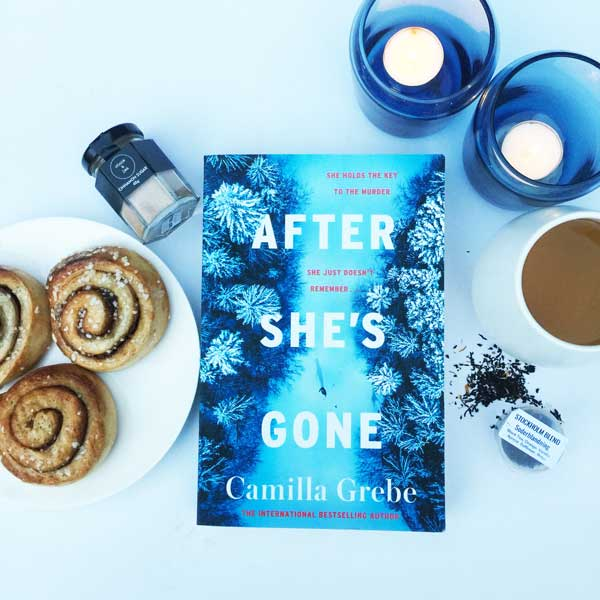 A Box Of Bookclub July Group Read - After She's Gone by Camilla Grebe