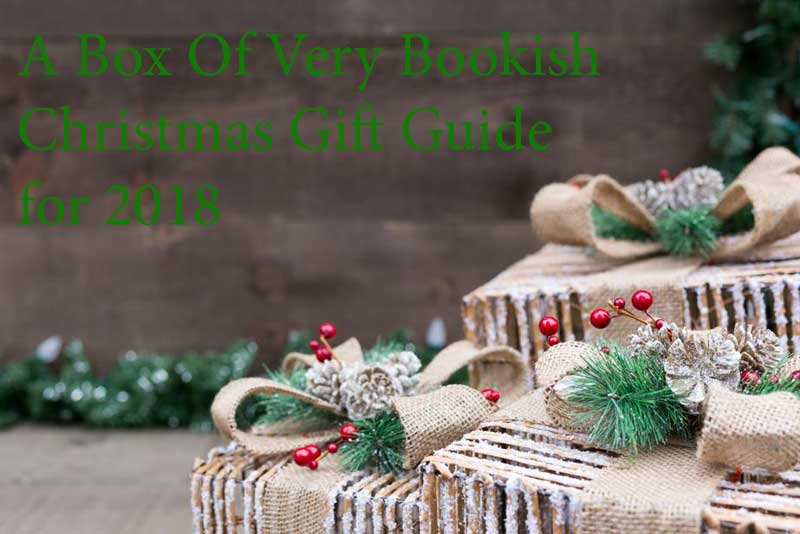 A Very Bookish Christmas - Gift Guide