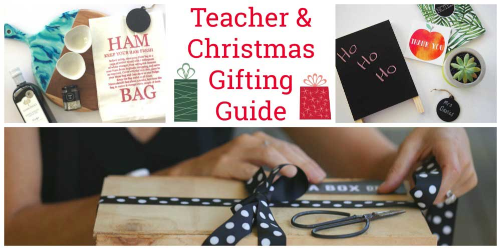 Teacher & Christmas Gift Guide 2019