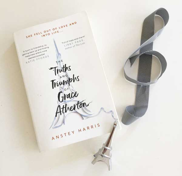 A Box Of Bookclub Book Review - The Truths & Triumphs of Grace Atherton & announcing our May Group Read