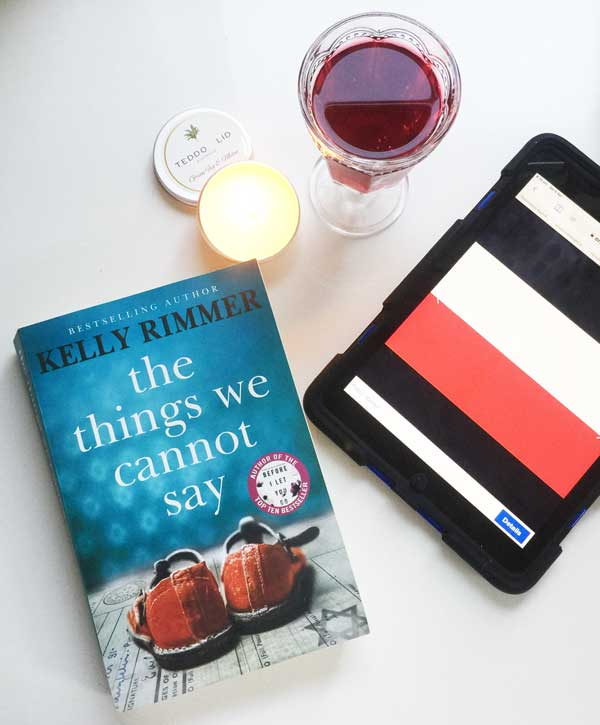 A Box Of Bookclub Review - The Things We Cannot Say & our June Group Read