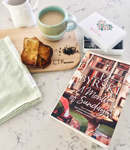 A Month Of Sunday Book Club