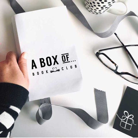 A Box of Book Club - Subscription Book Boxes