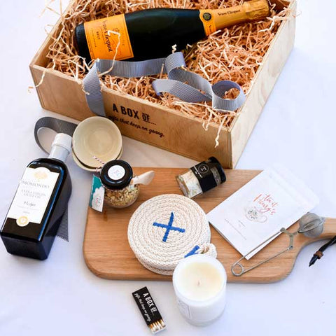 A Box Of Corporate Gifting - Real Estate Gifts
