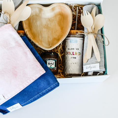 A Box Of Engagement Gift Box