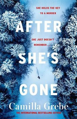 After She's Gone - Camilla Grebe A Box Of Bookclub Group Read