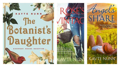 Kayte Nunn author books