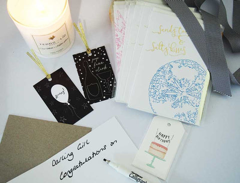 A Box Of Celebration notes