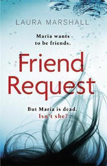 Friend Request by Laura Marshall A Box Of Bookclub