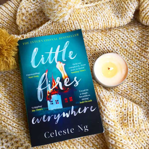 A Box Of Bookclub Little Fires Everywhere