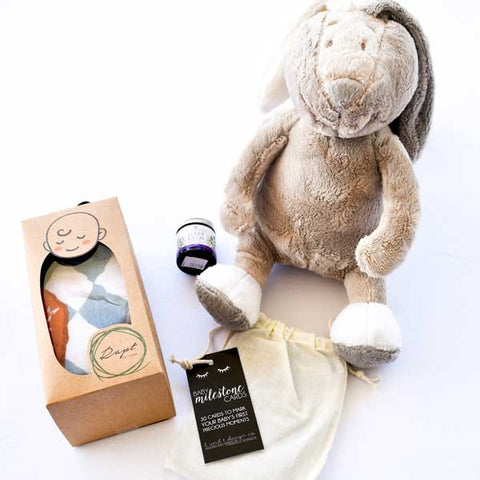 Baby Love Wrapped Up Rabbit FLASH SALE