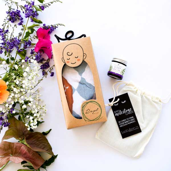 Baby Love Wrapped Up - FLASH SALE