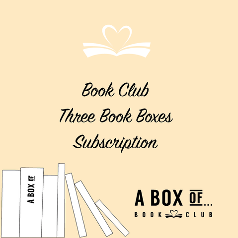 Book Club 3 Book Boxes Subscription