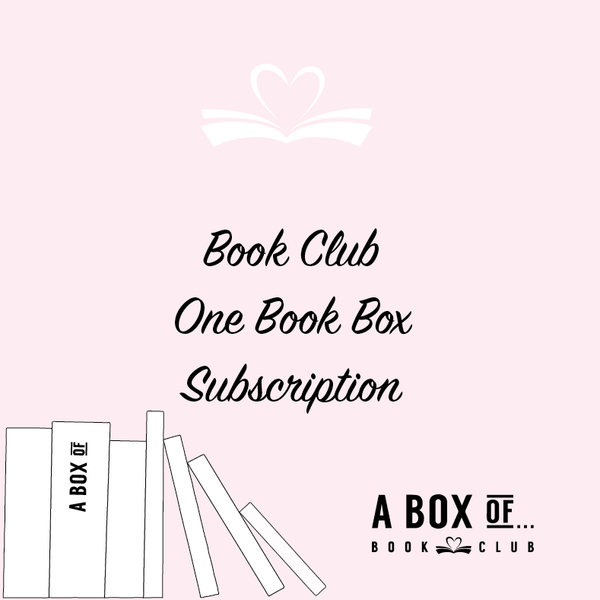 Book Club 1 Book Box Subscription