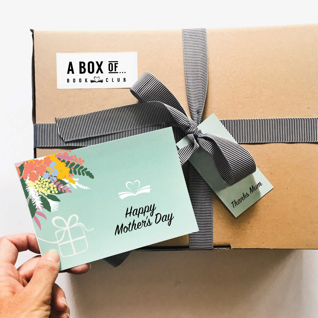 Mothers Day Book Box - Pre-order for early May dispatch