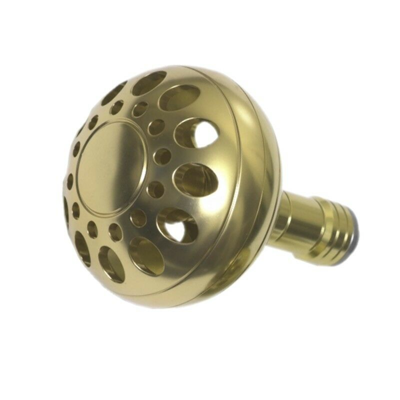 GOLD Power Knob Adapter Kit for Shimano STELLA 8000 10000 18000 20000  Spinners