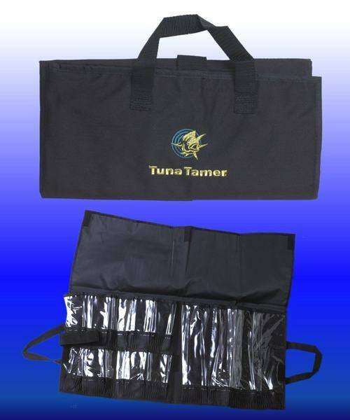 TUNA TAMER Big Game Marlin/Tuna Lure Bag - NEW