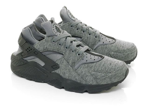 best service 5bb73 f7a21 NIKE AIR HUARACHE RUN FLEECE TP COOL GREY BLA (749659-002)