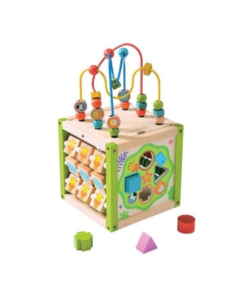*NEW* EverEarth-My First Multi-Play Activity Cube