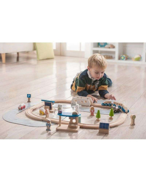 *NEW* EverEarth-ECO City Train Set