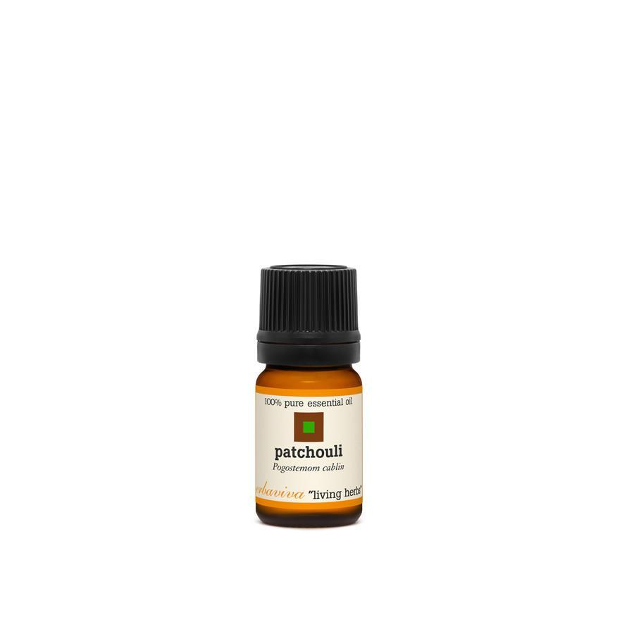 *NEW* patchouli - pogostemom cablin 5ml