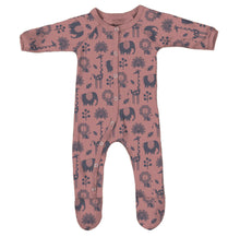 Load image into Gallery viewer, *NEW* Piha Footed Pajama - Apricot