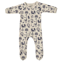Load image into Gallery viewer, *NEW* Piha Footed Pajama - Natural