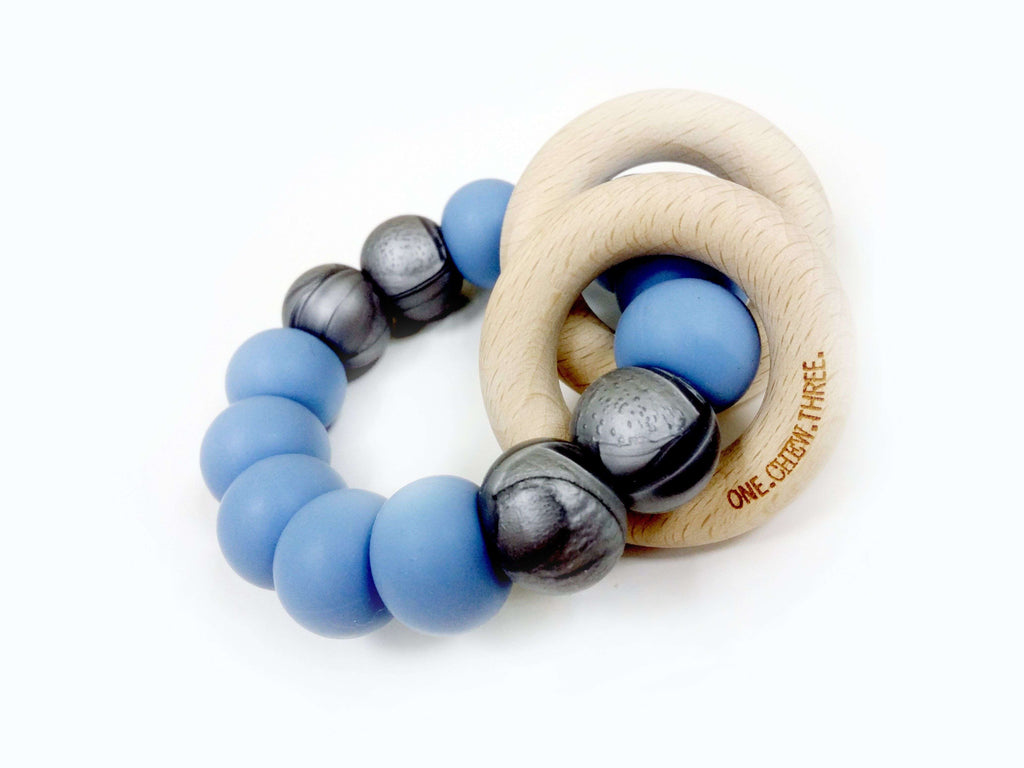 Rattle Duo Teether