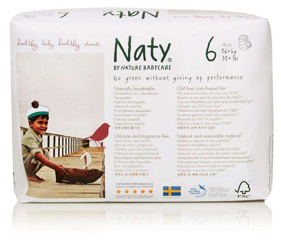 Naty - Pull on Pants Size 6 XL
