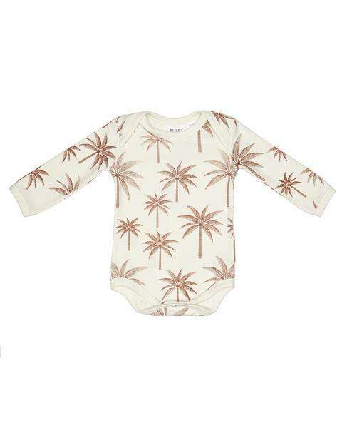 Florida Long Sleeve Baby Suit