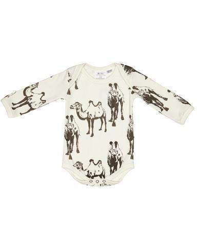 Desert Safari - Long Sleeve Baby Suit