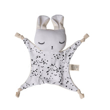 Load image into Gallery viewer, *NEW* Wee Gallery Cuddle Bunny - Splatter - Organic Cotton