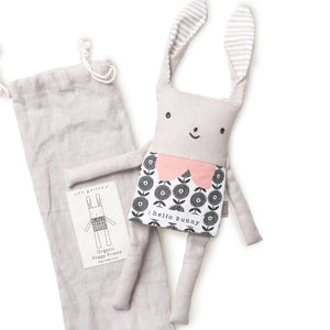 *NEW* Wee Gallery Organic Flippy Friends - Bunny