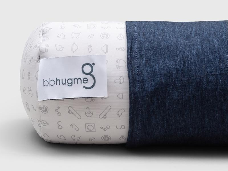 *NEW* bbbugme Nursing Pillow Cover - 1pack